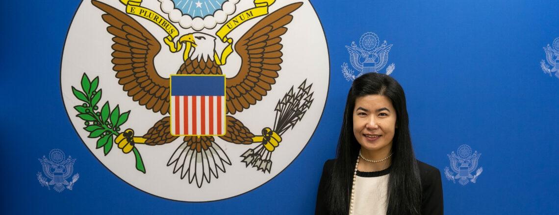 Feature Alumna of the Month: Ninj-Erdene Khurel