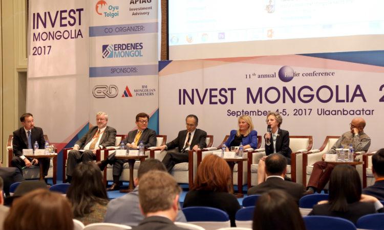 Invest Mongolia 2017