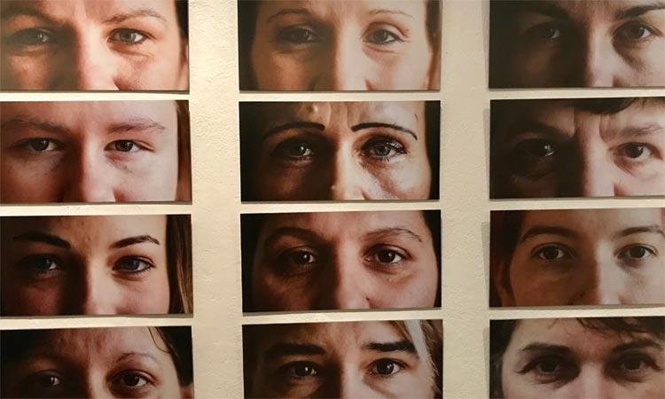 Atlas of Women Exhibit