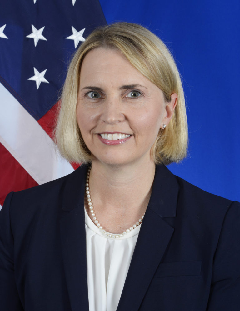 Photo of Ambassador Bridget Brink