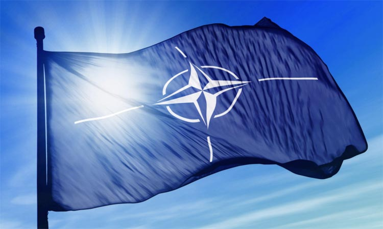 NATO celebrates 70th anniversary
