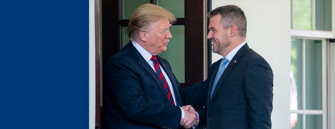 Joint Statement from President Trump and Slovak Prime Minister Peter Pellegrini