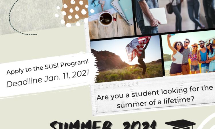 SUSI Program Ad