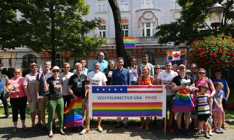 pride embassy 2018