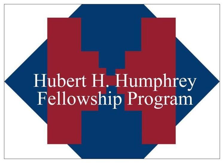 Hubert H. Humphrey Fellowship Logo