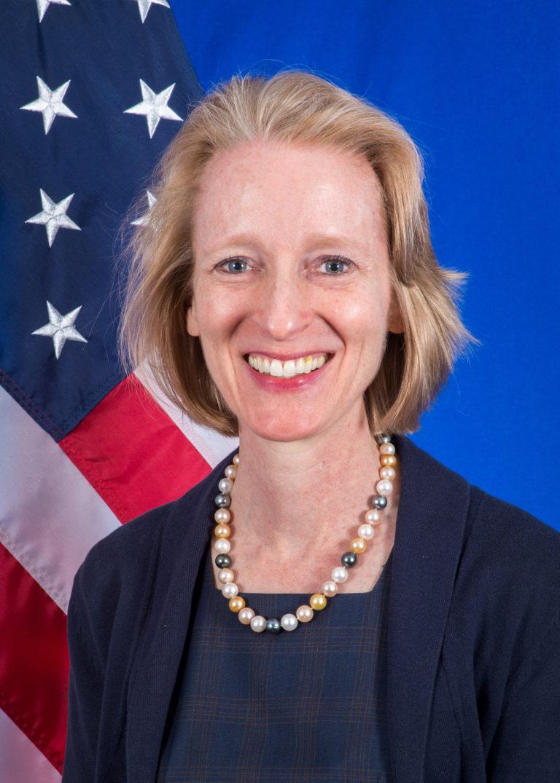 Photo of Ambassador Susan N. Stevenson