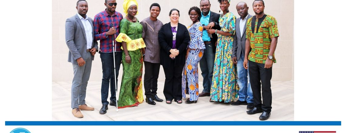 Meet with Mandela Washington Fellows 2019 Cohort from Sierra Leone