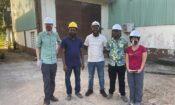 MCC team meets with stakeholders in Sierra Leone 10.21