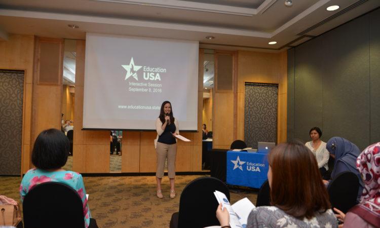 EducationUSA Interactive Session