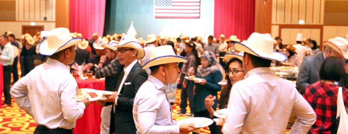 U.S. Embassy Celebrates 245th Independence Day