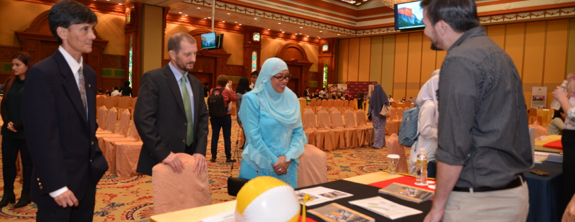 U.S. Embassy Hosts the 6th U.S. Higher Education Fair