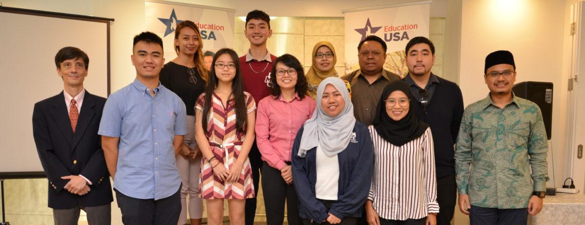 EducationUSA Holds Pre-Departure Orientation for U.S.-Bound Students
