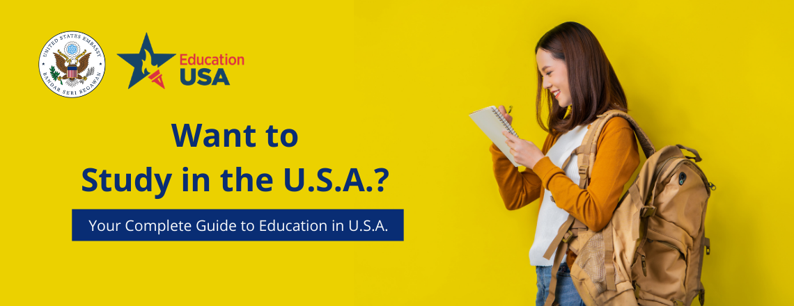 Your Guide to Study in the U.S.A.