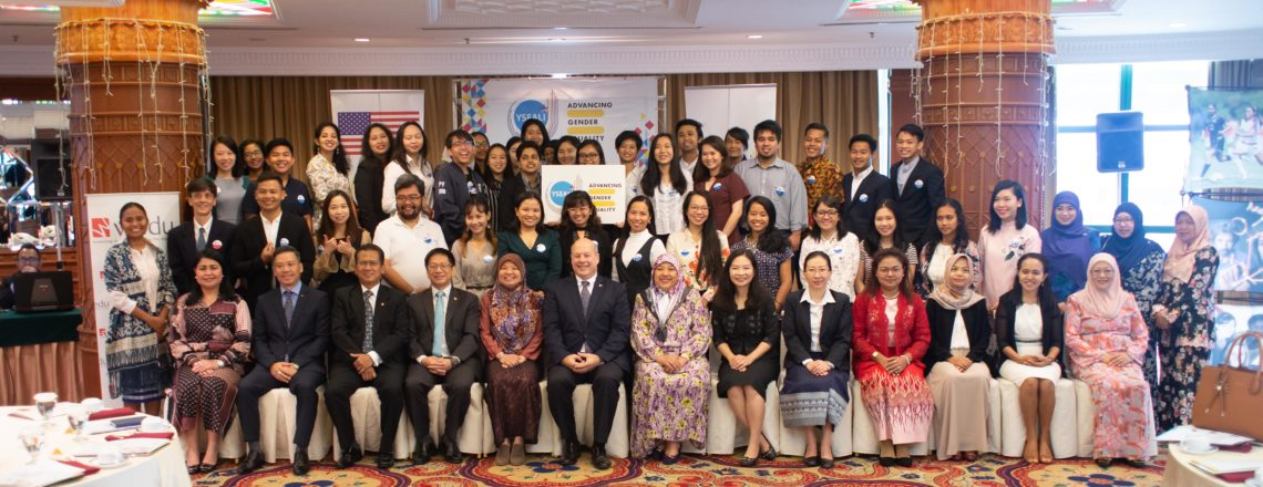 U.S. Embassy Launches YSEALI Regional Workshop on Advancing Gender Equality