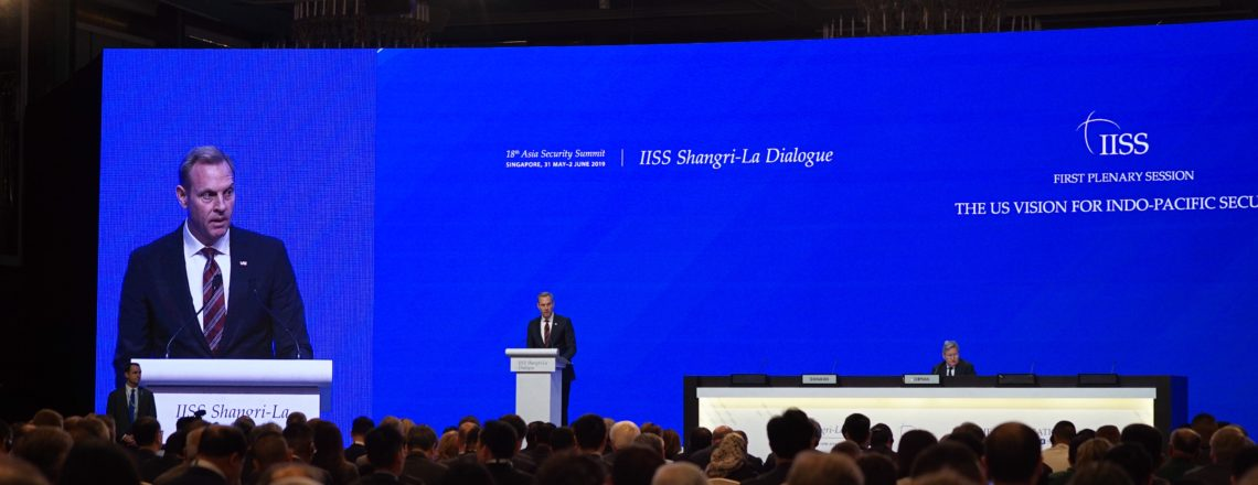 U.S. delegation engages with Indo-Pacific partners and allies at Shangri-La Dialogue 2019