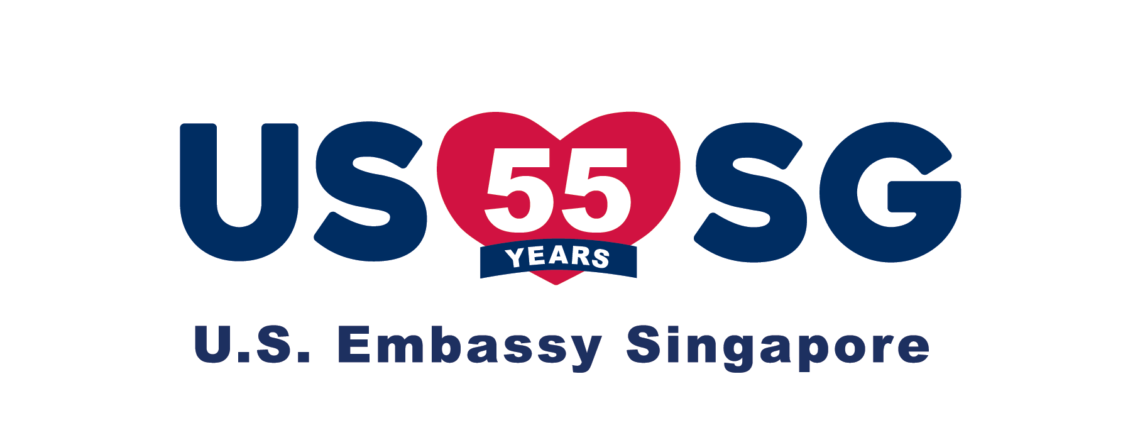USSG55: Celebrating 55 Years of U.S.-Singapore Diplomatic Relations