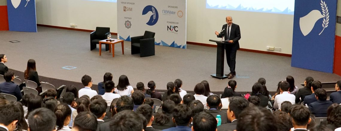 Remarks: Chargé d'Affaires Mansour at the 2019 Model United Nations Preparatory Conference