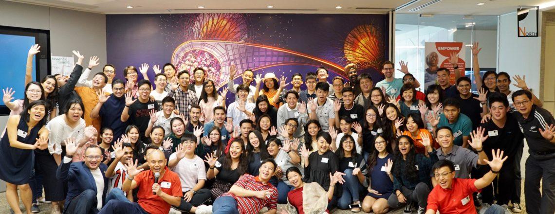 Mastercard Hosts U.S. Embassy Singapore-ITE Alumni Mentoring Program