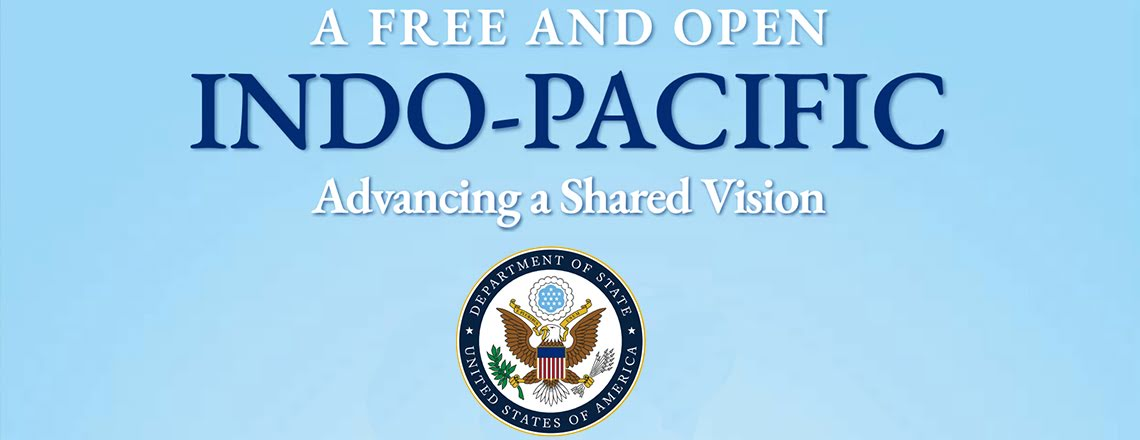 A Free and Open Indo-Pacific: Advancing a Shared Vision