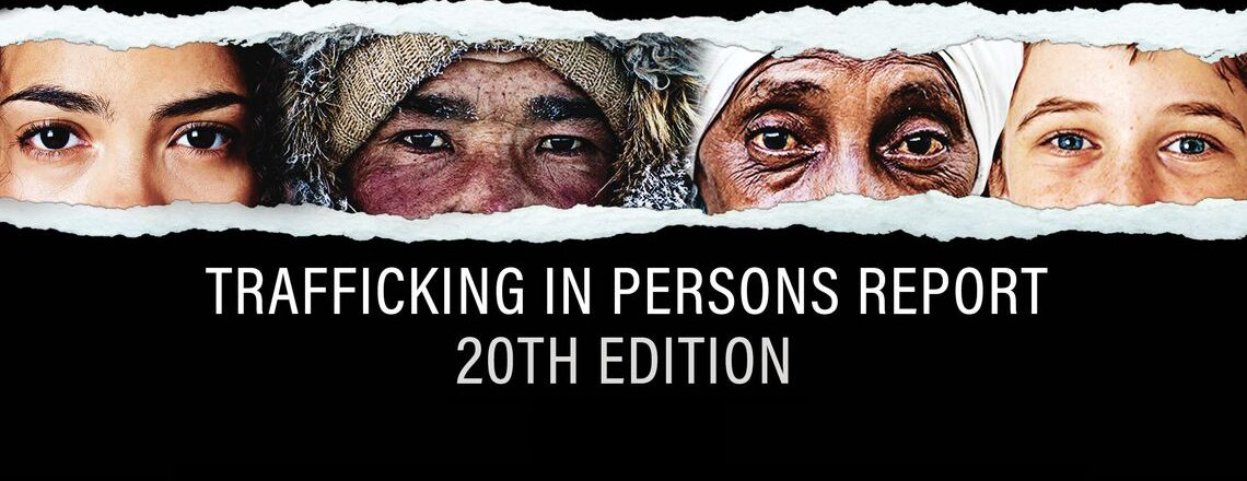 2020 Trafficking in Persons Report