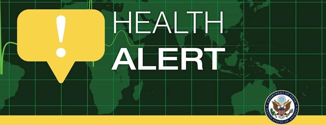 Health Alert – U.S. Embassy Singapore, 2 July 2020