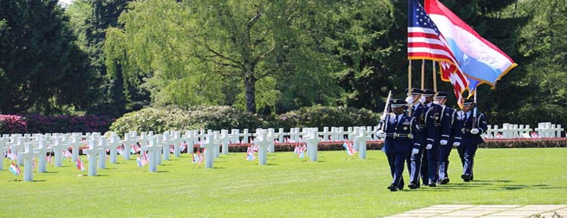 2019 Memorial Day Program at the American Military Cemetery