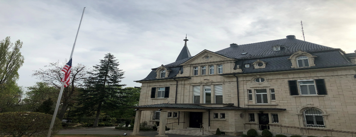 U.S. Embassy Luxembourg – Statement on Death of Grand Duke Jean