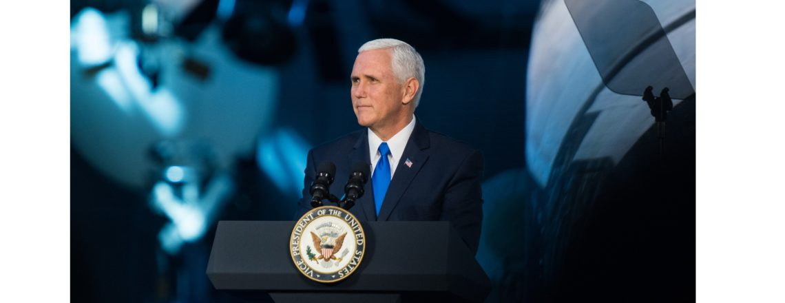 Vice President Pence on our next great mission in Space