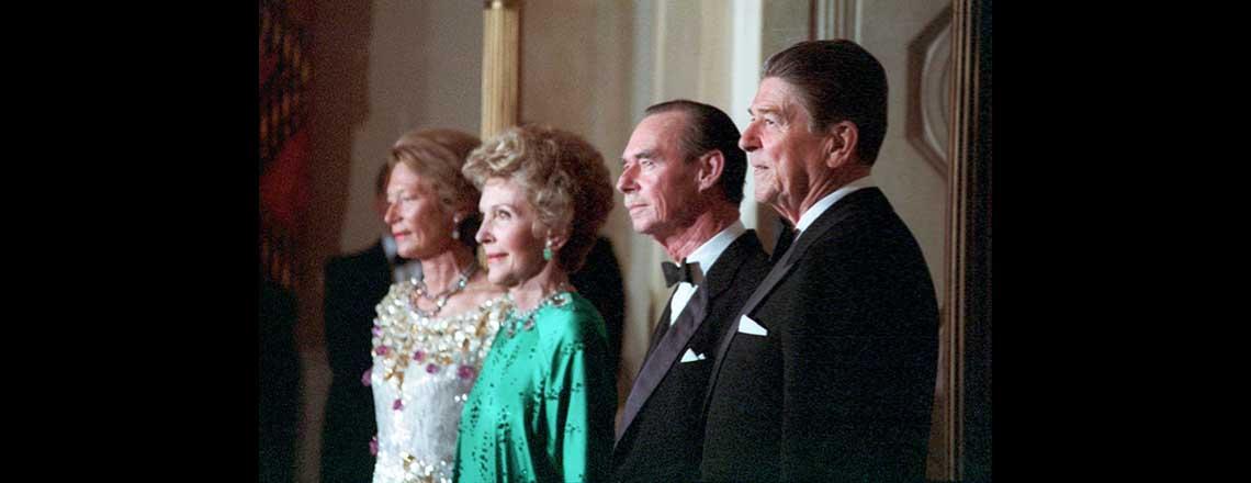 Tribute to Grand Duke Jean: President Reagan and Grand Duke Toasts – Nov. 13, 1984