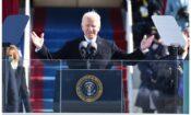 Man speaking at podium. (WH)