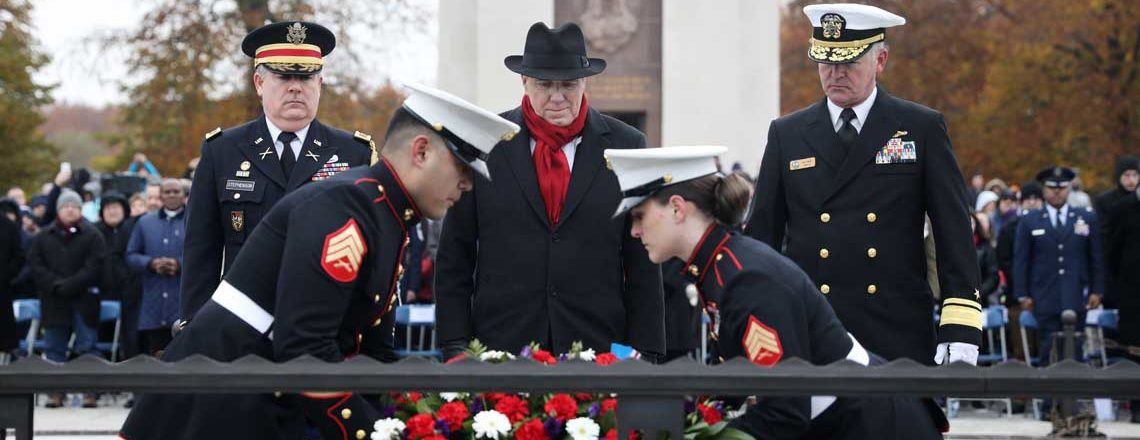 Veterans Day 2019 Ceremony