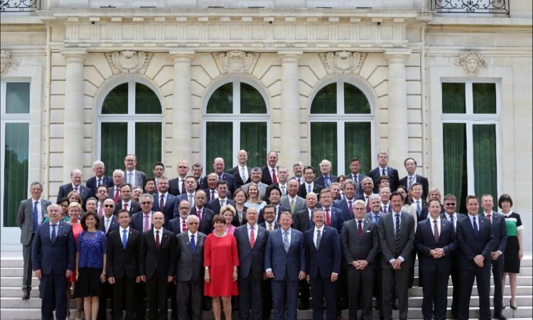 OECD meeting June 2017