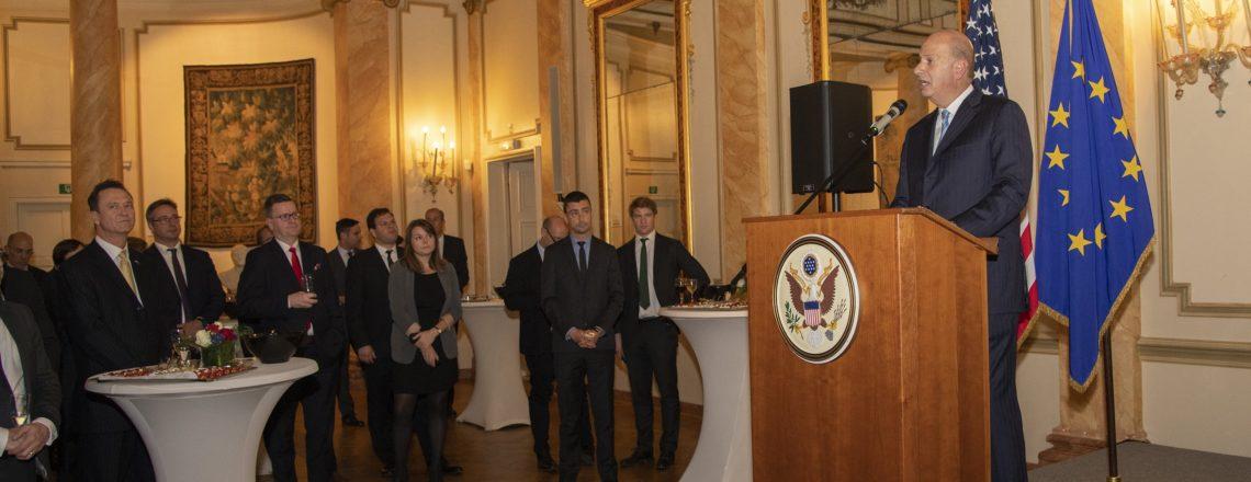 Ambassador Gordon Sondland's Opening Remarks at 2019 USEU Rentrée Event