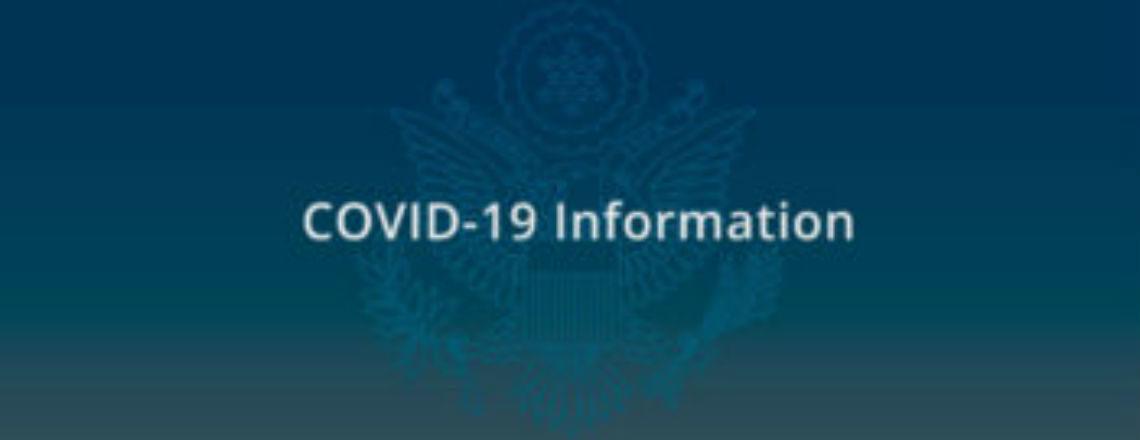 Health Alert: U.S. Embassy Lusaka Zambia