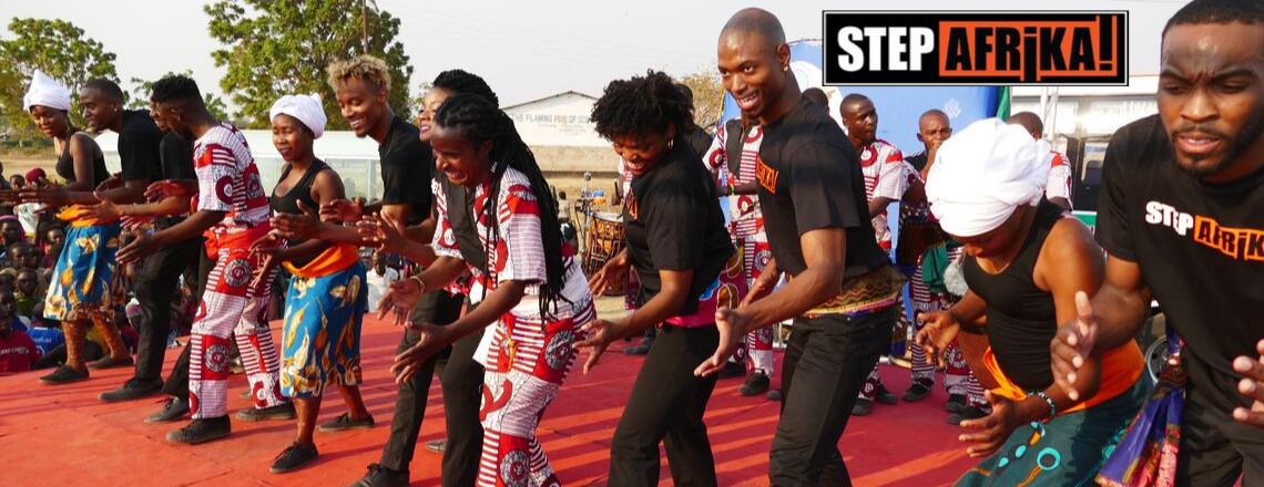 U.S. Embassy Hosts Top American Dance Troupe to Promote an AIDS-free Zambia