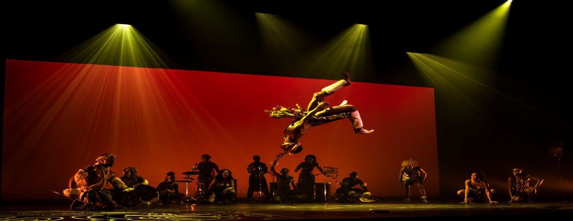 U.S. Embassy to Host Top American Dance Troupe to Promote an AIDS-free Zambia