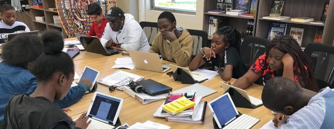 U.S. Embassy Fulfills Dreams of Zambian Students to Study in the United States
