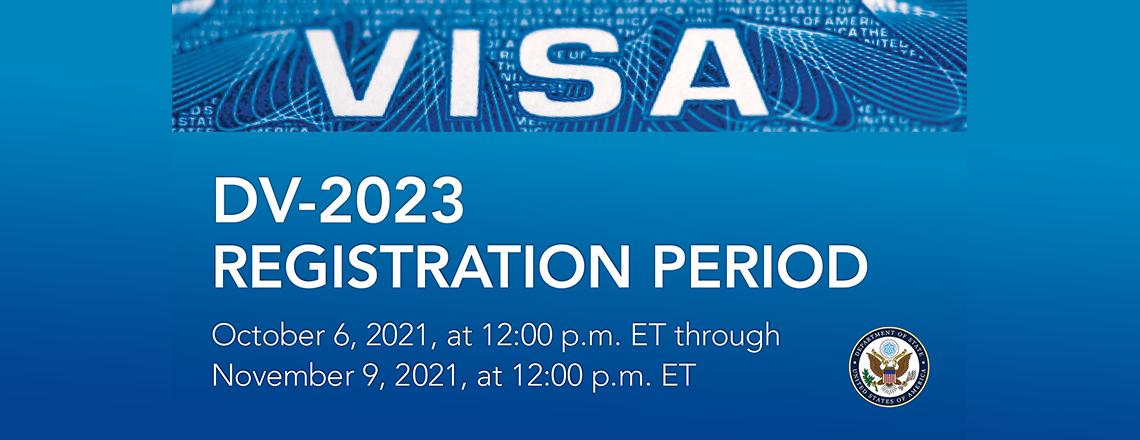 2023 Diversity Visa Program