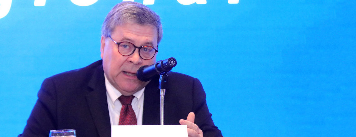 Attorney General William P. Barr Delivers Remarks at the Third Ministerial of the Northern