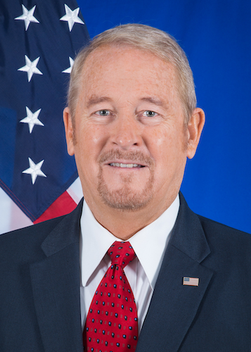 Photo of Ambassador Ronald Douglas Johnson