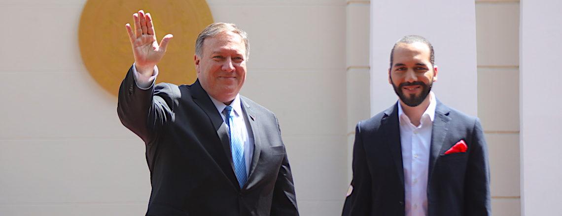 Secretary Pompeo and Salvadoran President Bukele – Press Conference