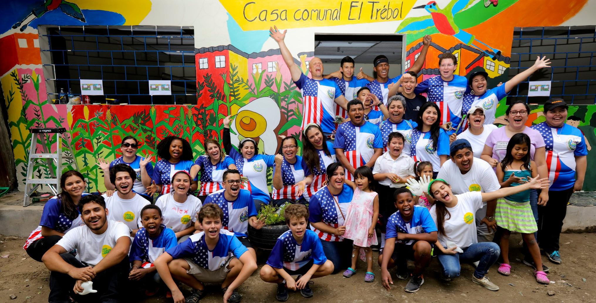 U.S. Embassy San Salvador Highlights U.S.-El Salvador Friendship Day   U.S. Embassy in  ElSalvador