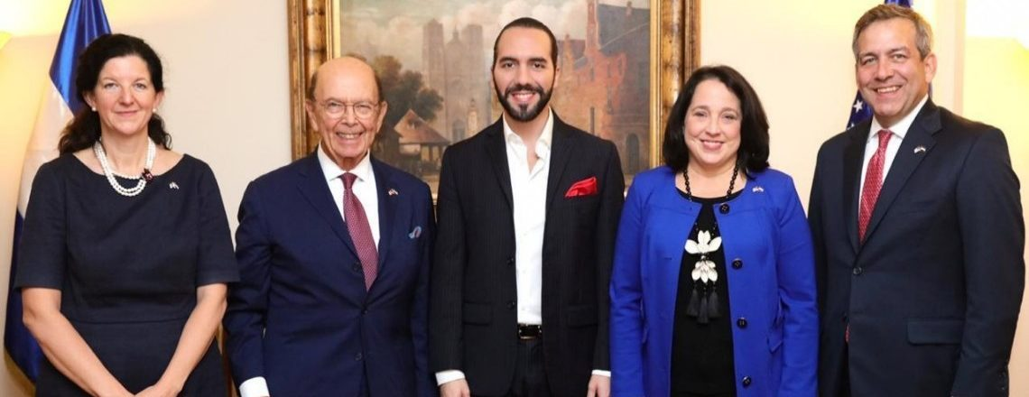 Secretary of Commerce Expresses U.S. Commitment to Support Salvadoran