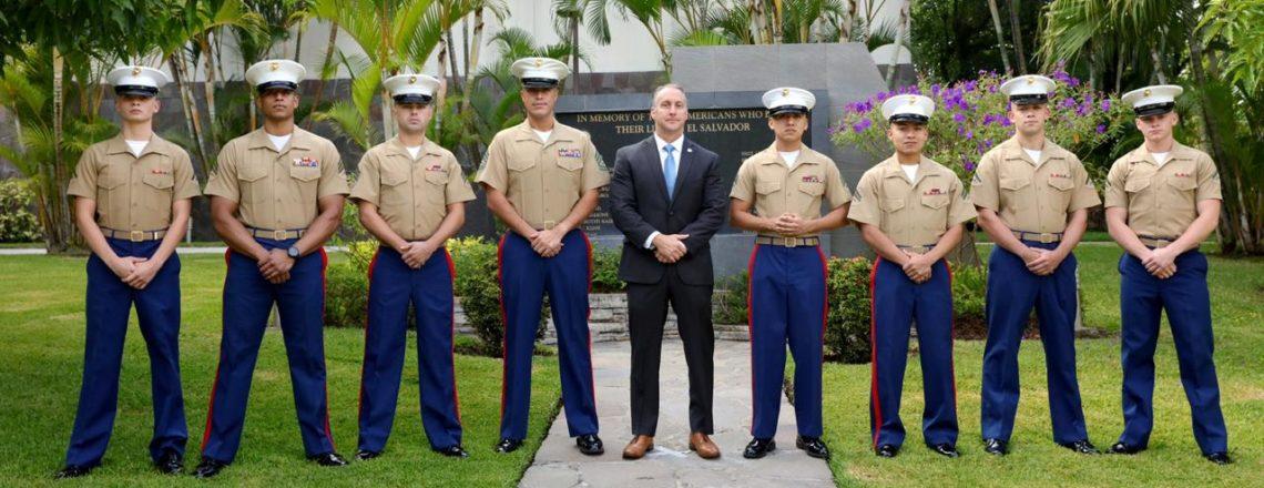 Interim Director Matthew Albence Visits El Salvador Aug 9-10