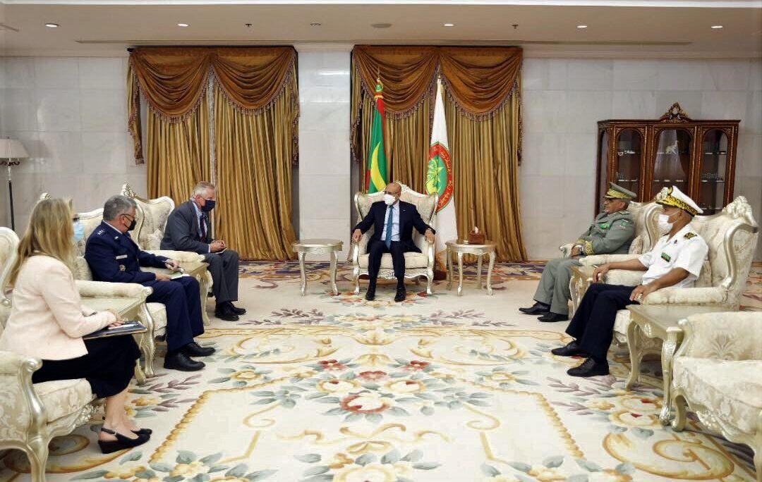 AFRICOM Visit
