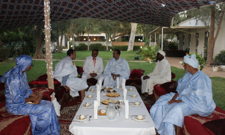 The U.S. Embassy in Mauritania Hosts Nouakchott Iftar