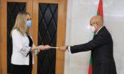 سينثيا كيرشت، سفيرة الولايات المتحدة الأمريكية لدى موريتانيا