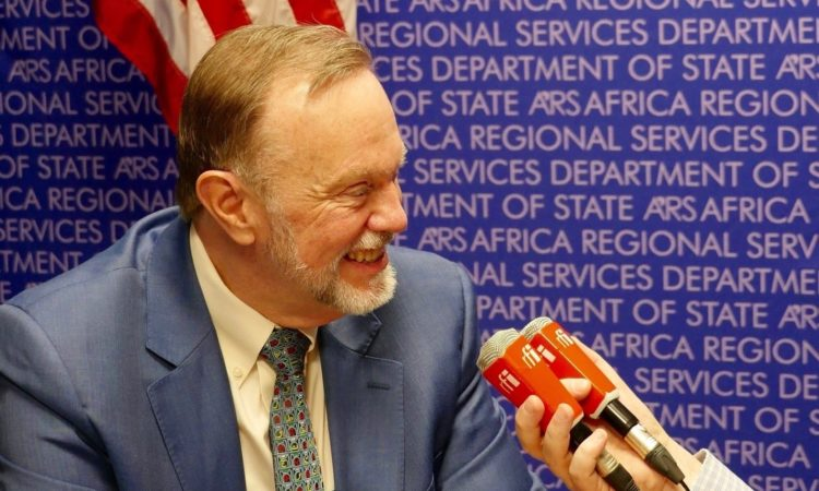 Assistant Secretary for African Affairs Tibor Nagy