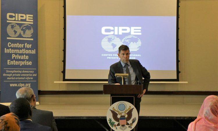 Ambassador Dodman Remarks CIPE
