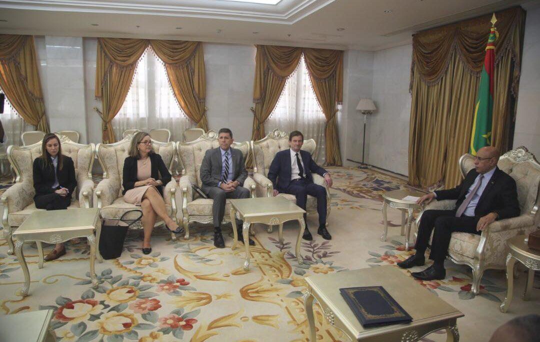 Under Secretary for Political Affairs Visits Mauritania